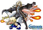 :Collab: Alucard Generations by Taralen
