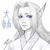 Daisuke Redraw by Taralen