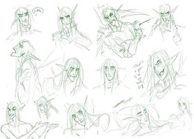 Odhran Concept 2 - Shitload of Faces by Taralen