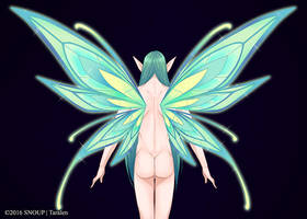 Letticus Concept 14 - Wings by Taralen