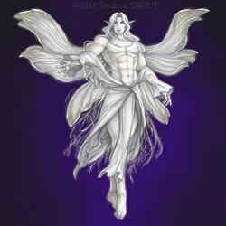 Pandus Concept 1 - God Form by Taralen