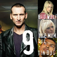 The Ninth Doctor by Bellaminion