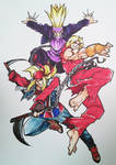 Deadly Blondes by Soap-Committee