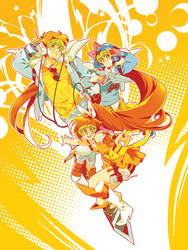 Crunchyroll Hime Retro by Soap-Committee
