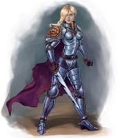 Thorralan Templar by umbrafox
