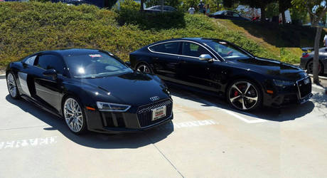 Two Audi Supercars by granturismomh