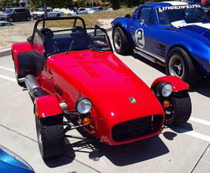 Caterham Super 7 by granturismomh