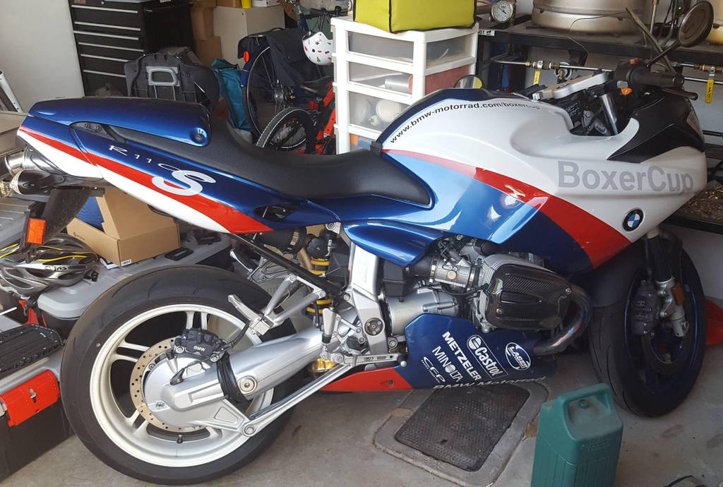 BMW Racing Sport Motorcycle by granturismomh