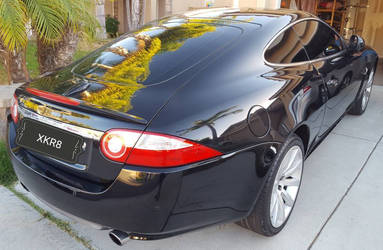Jaguar XK8 by granturismomh