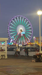 Light Up Ferris Wheel  by granturismomh