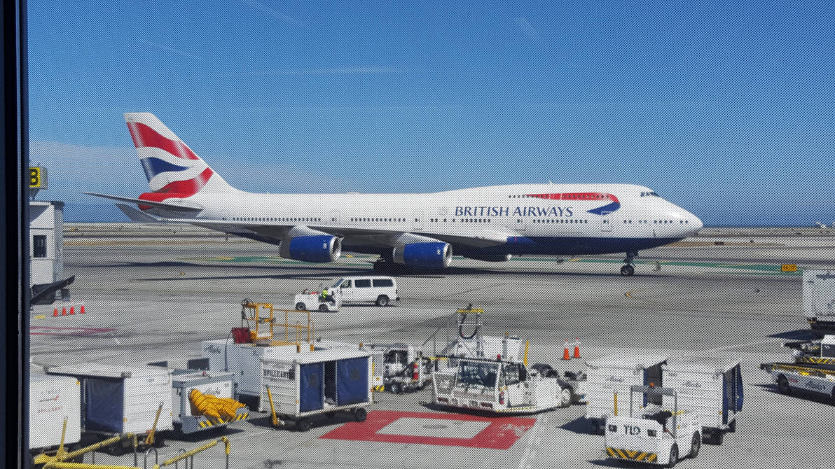 British Airways by granturismomh
