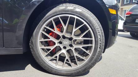 Porsche Macan Turbo Wheels by granturismomh