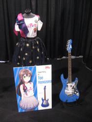 Bang Dream Girls Tae Hanazono Guitar by granturismomh
