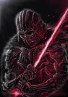Samurai Lord Vader by TrumanCheng