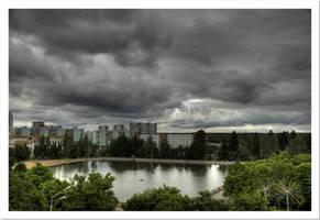 ANGRY SKY.MOSCOW by MoyaLubimayaMaRiShA