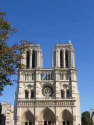 Notre Dame by shellybunny