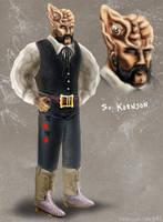 Sr Kornson by Ryoishen