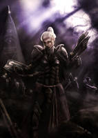 Hermandad de la sagrada caza by Ryoishen