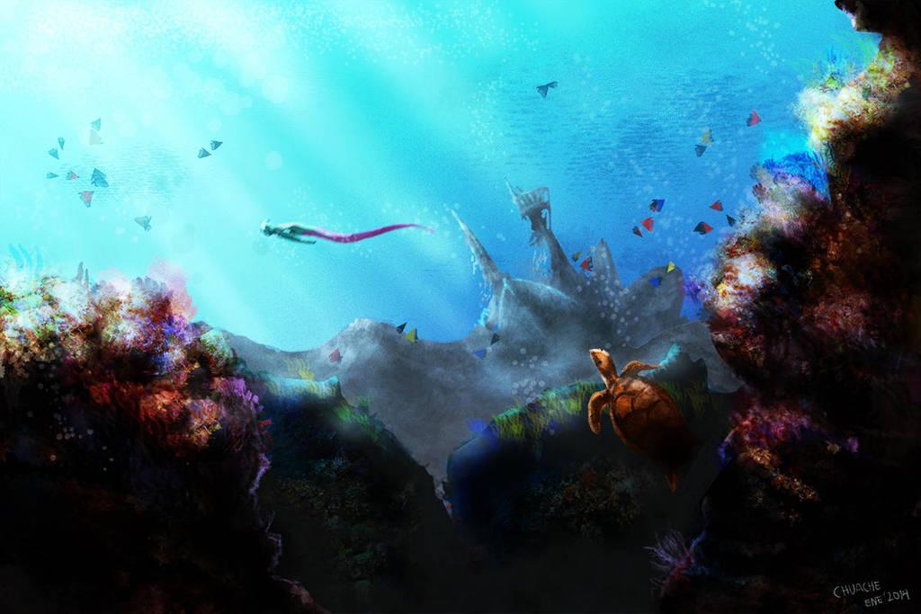 Sireno by Ryoishen