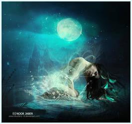 Cloak of magic by Bluefairy-16