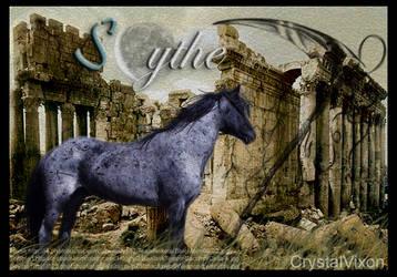 Scythe by Crystalvixon