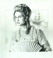 Pirates--Elizabeth Swan by TrevorGrove