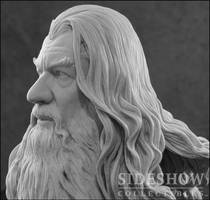 Sideshow Gandalf 3 by TrevorGrove