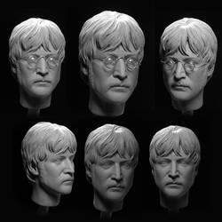 John Lennon by TrevorGrove