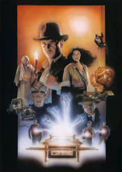 Raiders of the Lost Ark by TrevorGrove