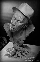 Tom Waits From Mortal Clay 22 by TrevorGrove
