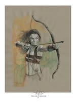 Keira Knightley by TrevorGrove