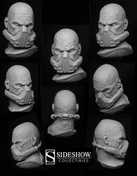 Sideshow Darth Malgus by TrevorGrove