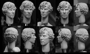 Sherlock BBC by TrevorGrove