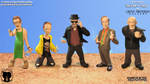 'Breaking Bad' GroveBro Toons by TrevorGrove