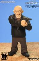 'Breaking Bad' GroveBro Toons Mike Ehrmantraut1 by TrevorGrove