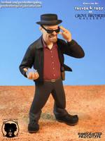 'Breaking Bad' GroveBro Toons Heisenberg5 by TrevorGrove