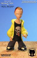 'Breaking Bad' GroveBro Toons Jesse Pinkman1 by TrevorGrove