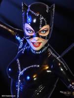 TWEETERHEAD Michelle Pfeiffer Catwoman 6 by TrevorGrove