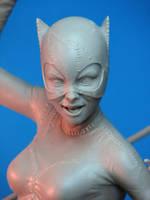 Catwoman Pfeiffer Closeup by TrevorGrove