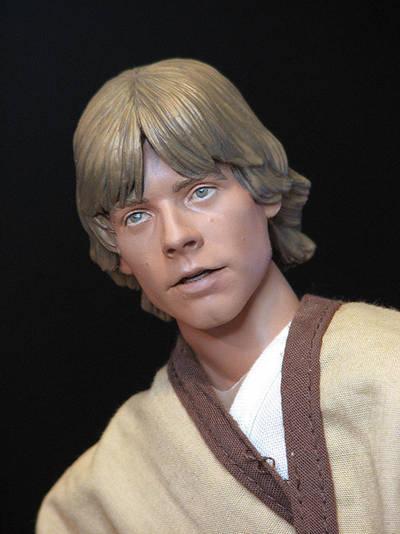 Luke Skywalker Repaint by TrevorGrove