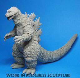 NECA Godzilla 1962 by TrevorGrove