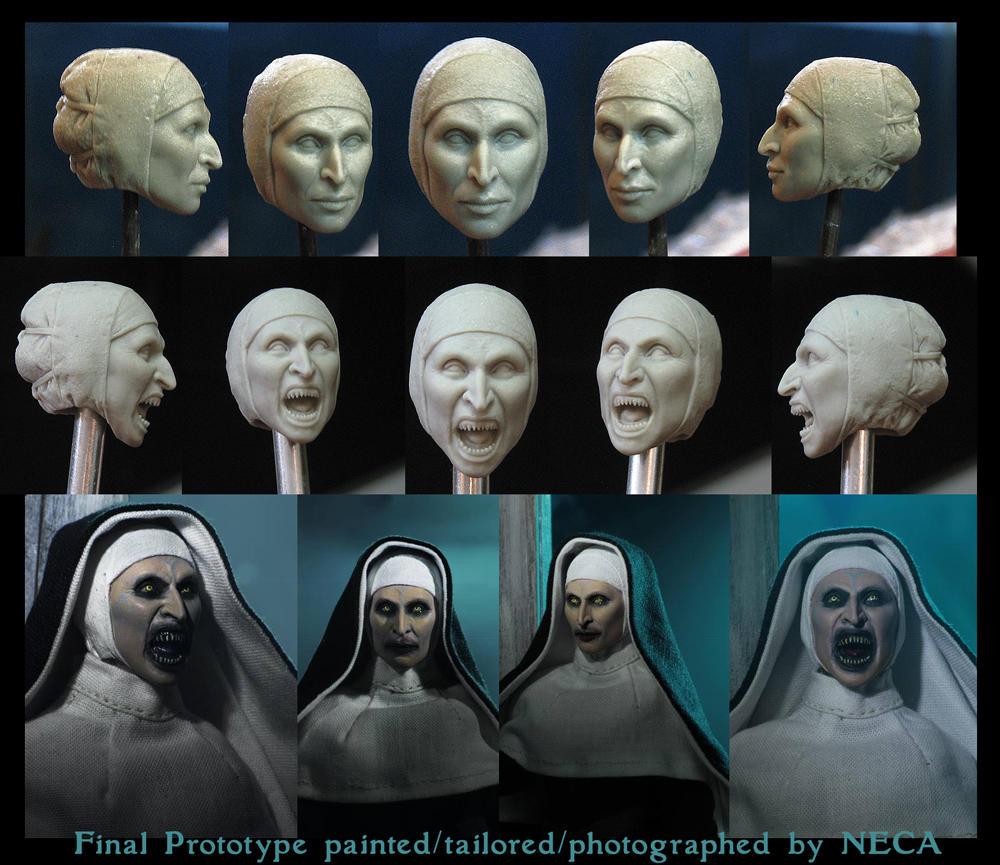 NECA The Nun by TrevorGrove
