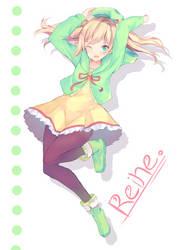 CM : Reine by shiraseo