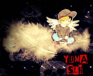 Yuma's wings by Yumegekii