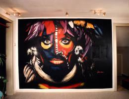 David Lee Roth Portrait by popChar