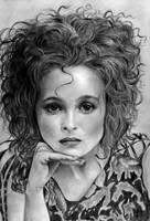 Helena Bonham Carter by VivalaVida