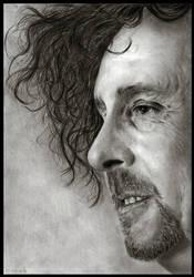 Tim Burton by VivalaVida