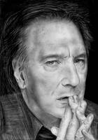 Alan Rickman 3 by VivalaVida