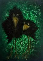 Ravens by VivalaVida