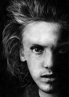 Jamie Campbell Bower by VivalaVida